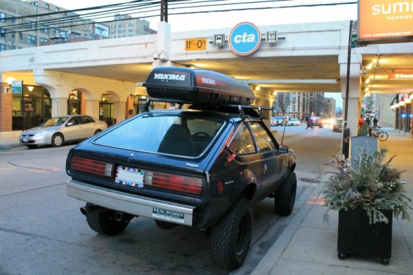 1981 AMC Eagle SX/4 / Series 50, picture 3