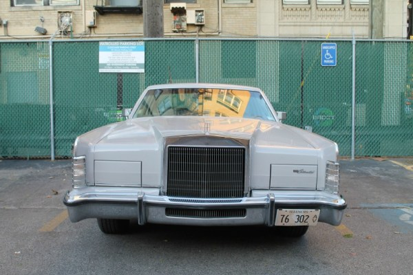 1977 Lincoln Continental Town Coupe, shot 5 of 8