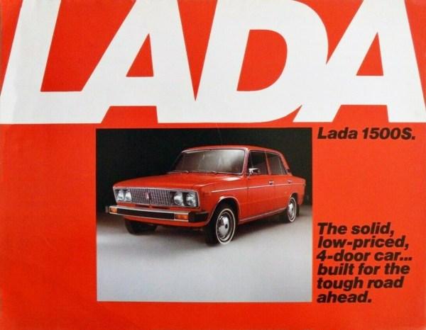 192 Lada 1500S brochure Canada