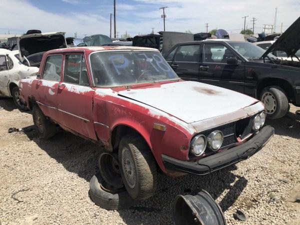1975 Alfa Romeo 2000 Berlina