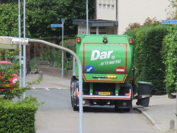 DAF CF garbage truck - 2