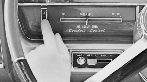 1964 Cadillac Comfort Control