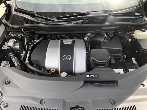 2020 Lexus RX350L