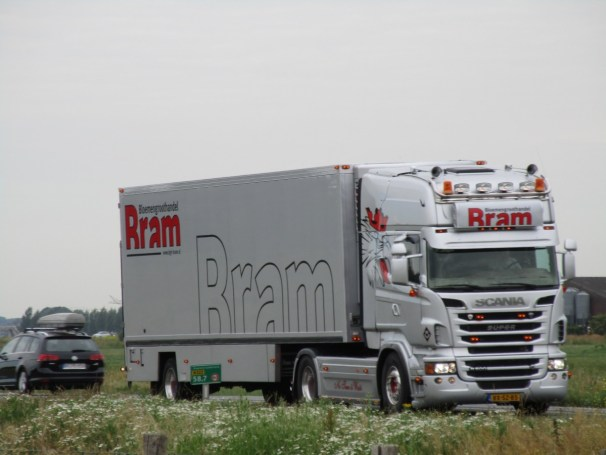 Scania R500 tractor