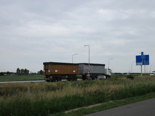 DAF CF 6x2 truck
