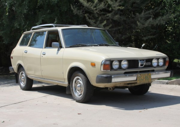 1979 Subaru 4WG Wagon - from Internet