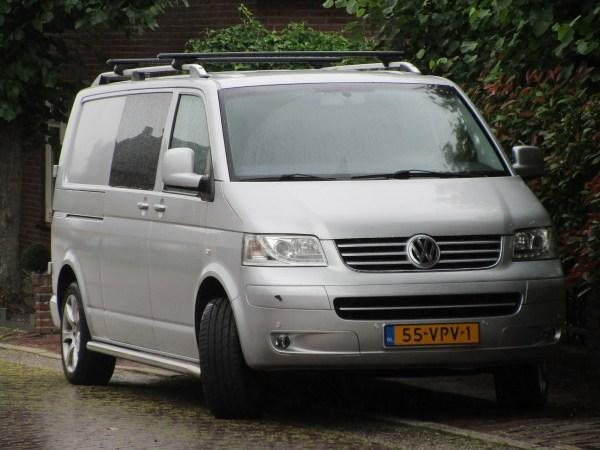 VW T5 2.5 TDI - 1