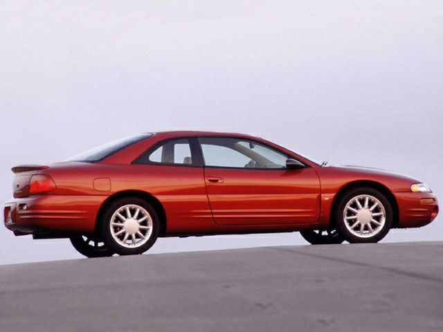 Classic Carmentary 1999 Chrysler Sebring Lxi Coupe Curbside Classic