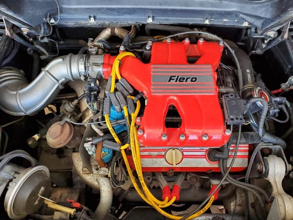 Fiero V6 engine