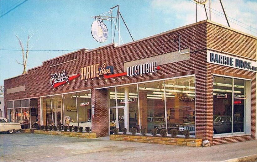 Ford Dealership Toledo >> Barrie Bros. Cadillac-Oldsmobile – Patchogue, New York