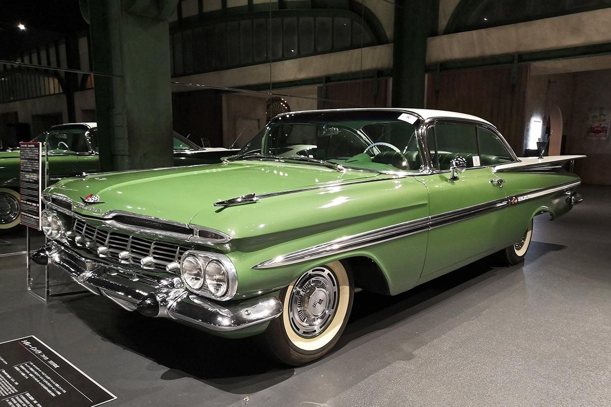 Kelebihan Kekurangan Impala 1959 Review