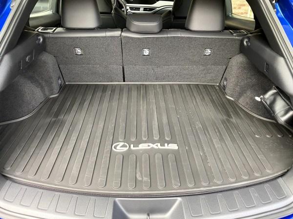 Lexus UX 250h F Sport AWD