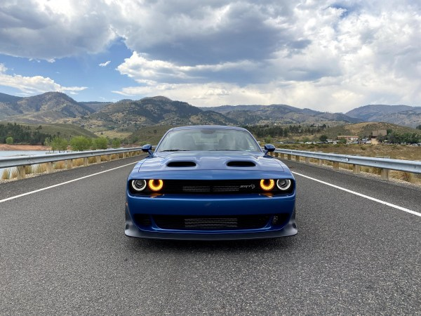 2020 Dodge Challenger SRT Hellcat Redeye Widebody