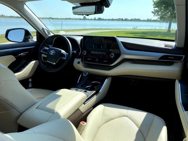 2020 Toyota Highlander Platinum AWD