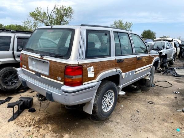 1993 Jeep Grand Wagoneer