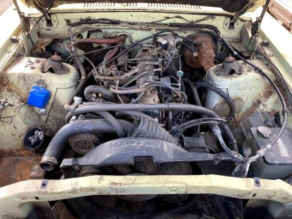 1976 Ford Granada Ghia