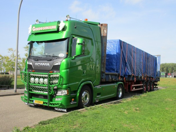 Scania and Pacton - 5