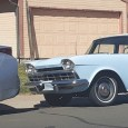 I found this 1960 Rambler Six sitting curbside in Arvada, Colorado. Those odd looking 7″ sealed beam headlights caught my eye, so I grabbed my cell phone and took some […]