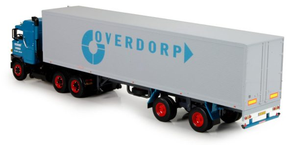 Tekno Mack Overdorp with semi-trailer - 2