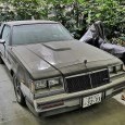 I bumped into this faded glory recently and thought I might share. This is the second Buick Regal I've caught in this city, but this one is the genuine article, […]