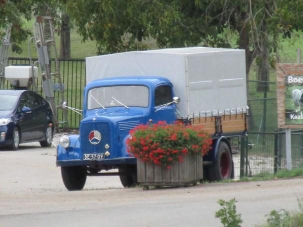 1958 Mercedes-Benz L312 Truck - 1