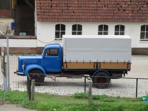 1958 Mercedes-Benz L312 Truck - 2