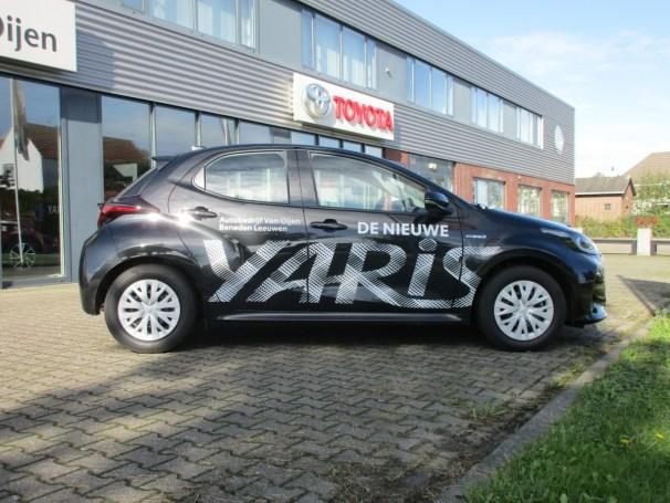 2020 Toyota Yaris 1.5 hybrid - 2