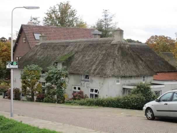 old house near embankment - 3