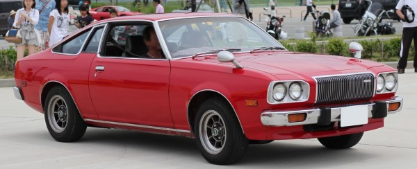 1975 Mazda Cosmo exactly like mine - to include the aftermarket wheels