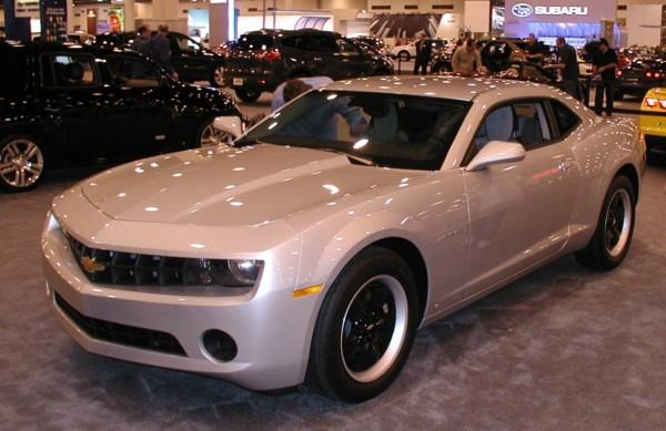 2010 Chevrolet Camaro LS