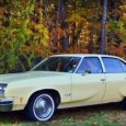 Ah 1976! Year of the Bicentennial, Philadelphia Freedom, red, white & blue bell-bottoms and Operation Sail. It was also the year of my first car – a popcorn buttery yellow […]