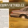 Recently we ran a vintage review by R&T of 1947 and 1972 big Fords. Not surprisingly, they were not a fan of the big and wallowy '72, and had some […]