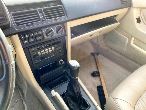 1990 Acura Legend Coupe