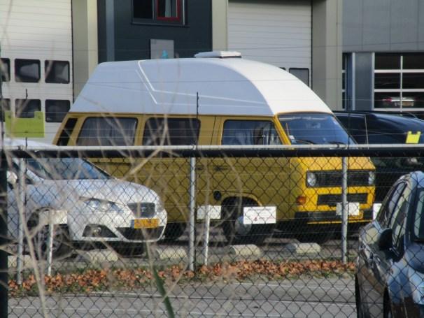 1982 VW T3 camper van