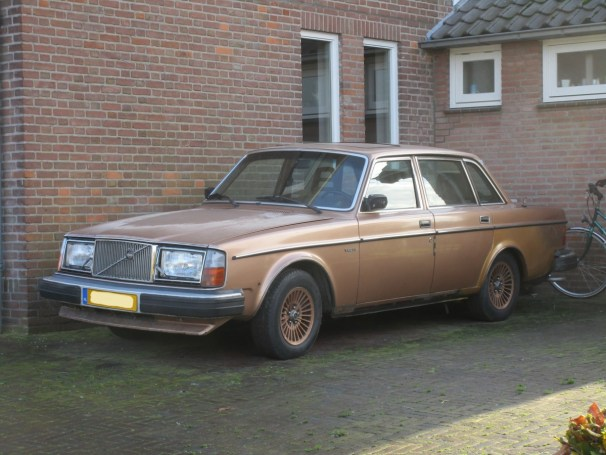 1980 Volvo 264 GLE Overdrive
