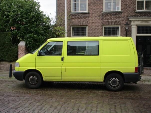 2002 VW T4 2.5 TDI - 2