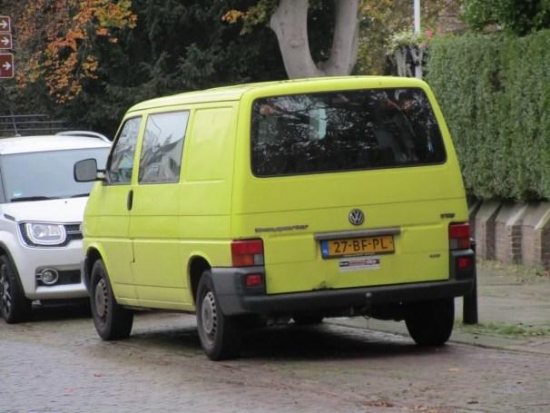 2002 VW T4 2.5 TDI - 3