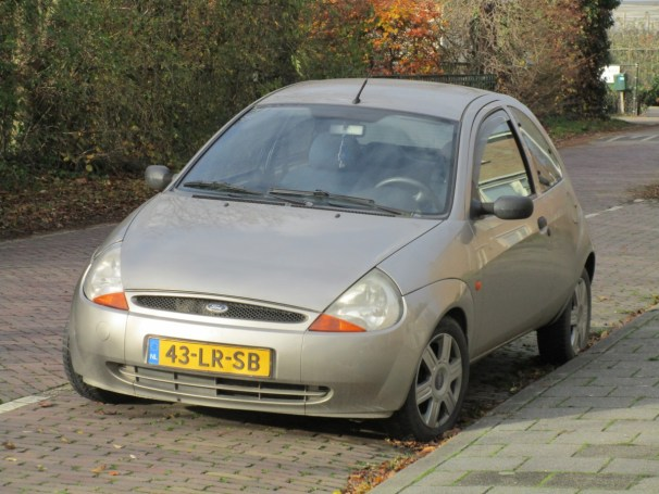 2003 Ford Ka - 1