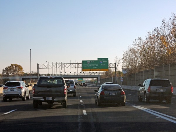 Indianapolis Beltway I-465