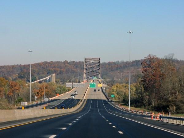 Blennerhassett Island Bridge US-50