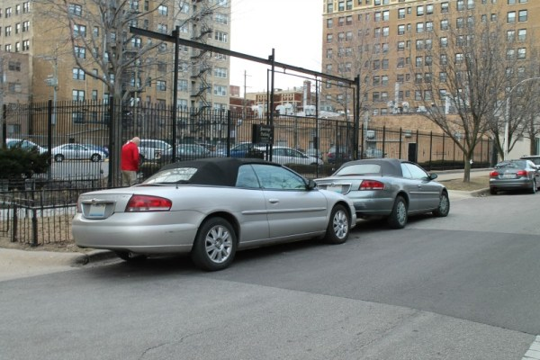 2004 & 2006 Chrysler Sebring convertibles.