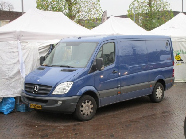 2012 Mercedes-Benz Sprinter