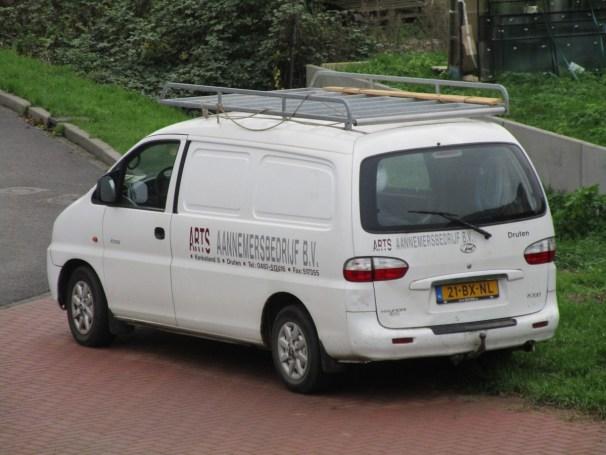 2006 Hyundai H200