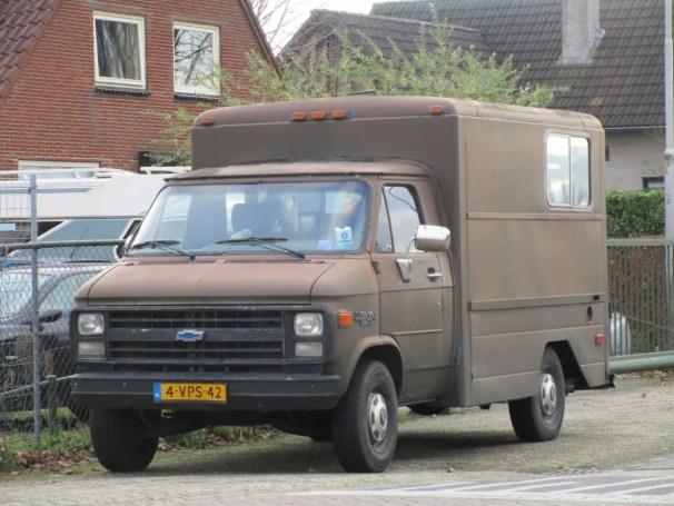 1986 Chevy G30 Hi-Cube Van - 1