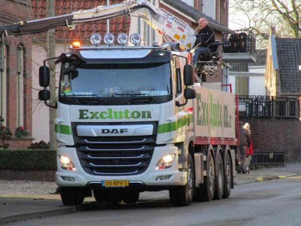 DAF CF tridem axle truck - 2