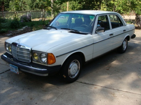 Coal 1983 Mercedes Benz 240d Be Careful What You Wish For Curbside Classic