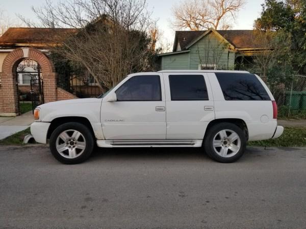 1999 Cadillac Escalade