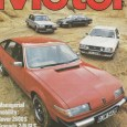 This comparison test from 1981 contains a surprise double. Not only does the Volvo 244GLT have overdrive, but so does the Vauxhall Viceroy. And the other surprise – there was […]