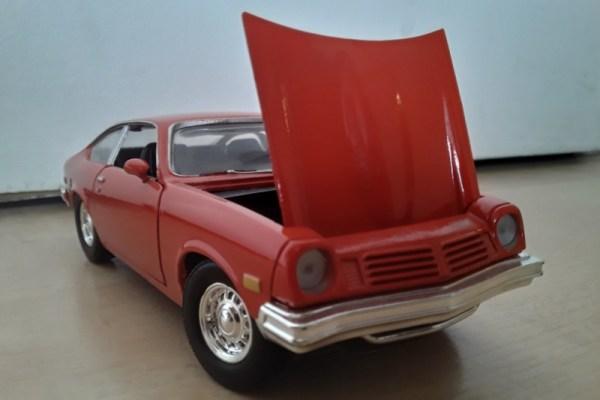 1974 Chevrolet Vega model CC