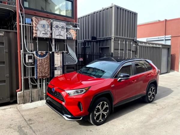 2021 Toyota RAV4 Prime XSE AWD